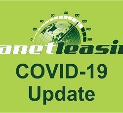 Planet Leasing - Covid-19 - Update