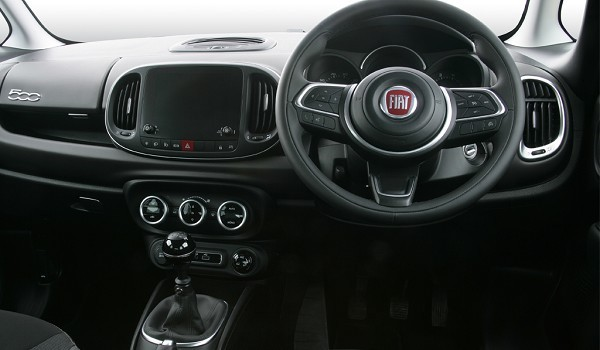 Fiat 500L Hatchback Car Leasing and Contract Hire Deals