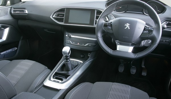Peugeot 308 Hatchback Car Leasing and Contract Hire Deals | Planet