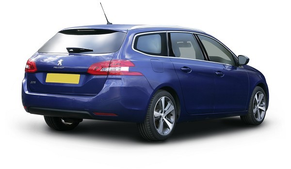 Peugeot 308 SW Estate Car Leasing and Contract Hire Deals | Planet
